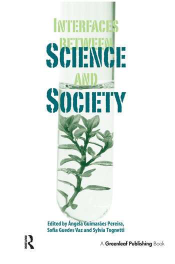 Interfaces between Science and Society book cover