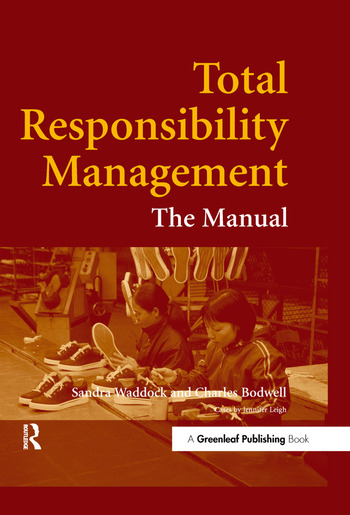 Total Responsibility Management The Manual book cover