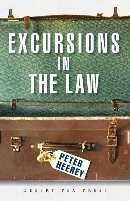 Excursions in the Law book cover
