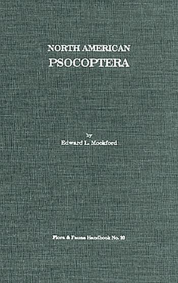North American Psocoptera book cover