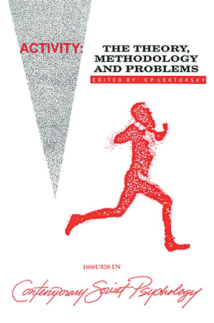 Activity The Theory, Methodology, and Problems book cover