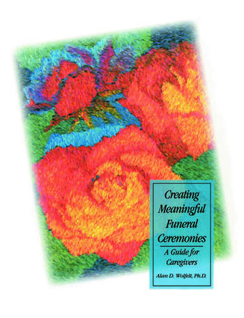 Creating Meaningful Funeral Ceremonies book cover