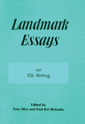 Landmark Essays on ESL Writing Volume 17 book cover