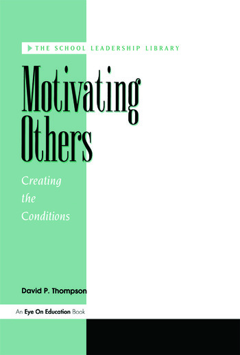 Motivating Others book cover