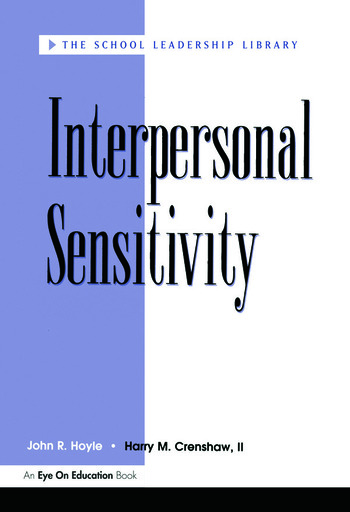 Interpersonal Sensitivity book cover