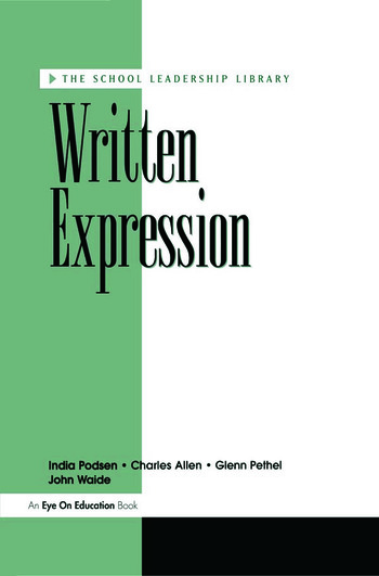 Written Expression book cover
