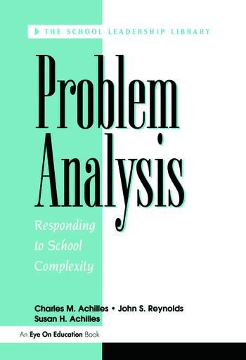 Problem Analysis book cover