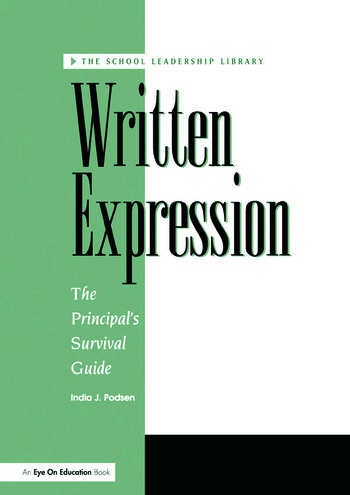 Written Expression Disk with Workbook book cover