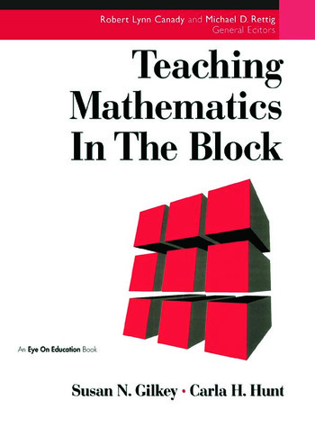 Teaching Mathematics in the Block book cover
