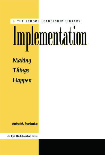 Implementation book cover