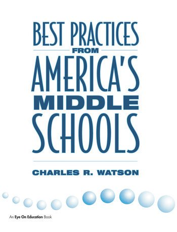 Best Practices From America's Middle Schools book cover