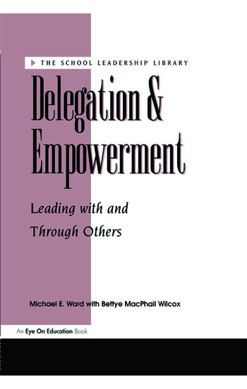 Delegation and Empowerment book cover