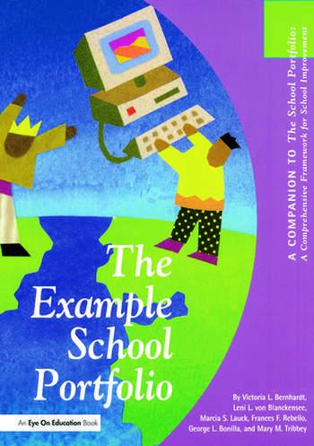 Example School Portfolio, The A Companion to The School Portfolio book cover