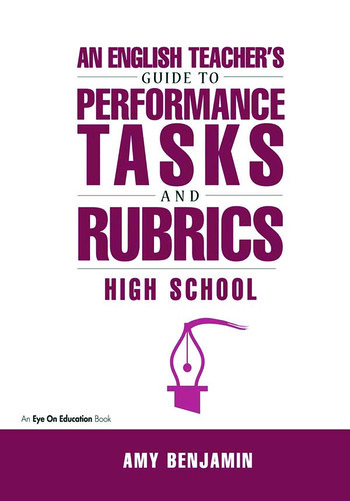 English Teacher's Guide to Performance Tasks and Rubrics High School book cover