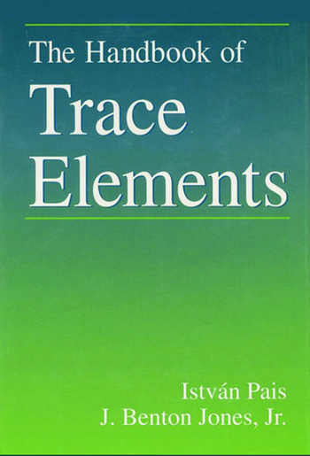 The Handbook of Trace Elements book cover