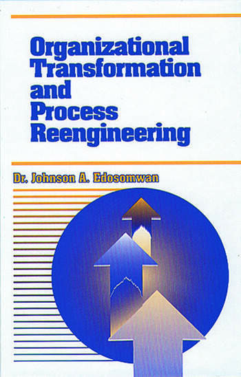 Organizational Transformation and Process Reengineering book cover