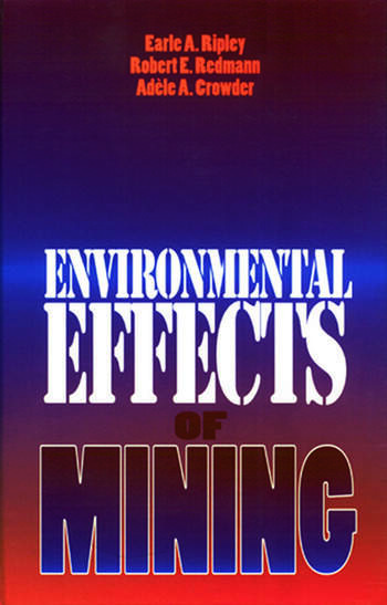 Environmental Effects of Mining book cover