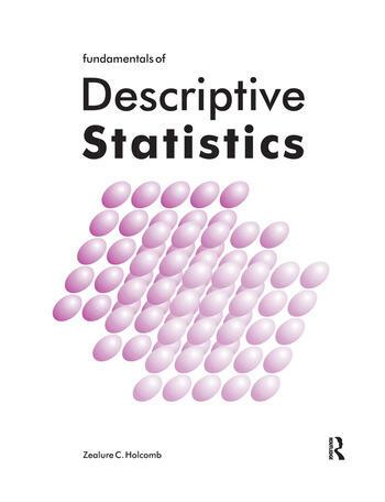 Fundamentals of Descriptive Statistics book cover