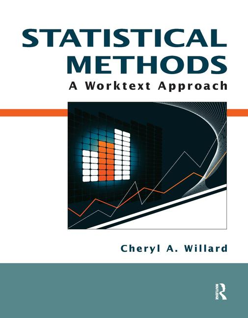 Statistical Methods A Worktext Approach book cover