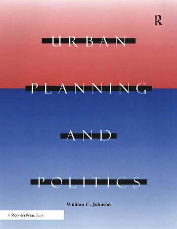 Urban Planning and Politics book cover