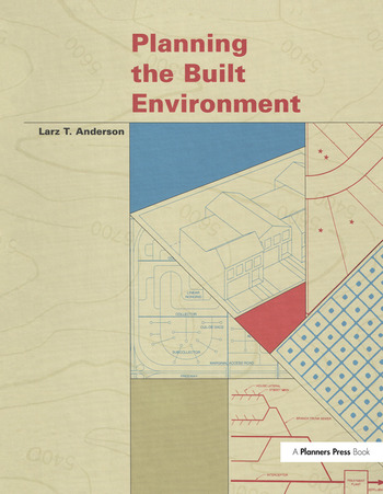 Planning the Built Environment book cover