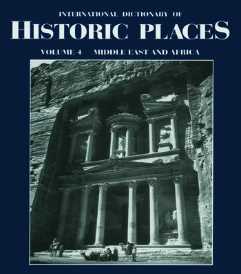 Middle East and Africa International Dictionary of Historic Places book cover