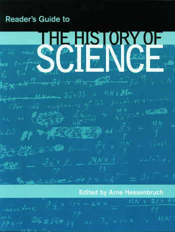 Reader's Guide to the History of Science book cover