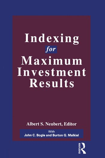 Indexing for Maximum Investment Results book cover
