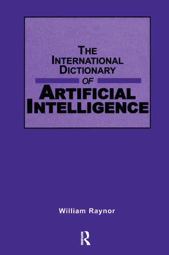International Dictionary of Artificial Intelligence book cover