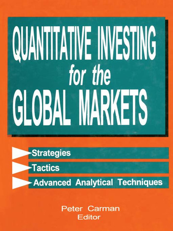 Quantitative Investing for the Global Markets book cover