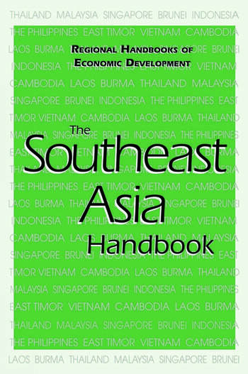 The Southeast Asia Handbook book cover
