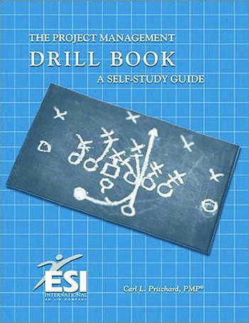 Project Management Drill Book A Self-Study Guide book cover