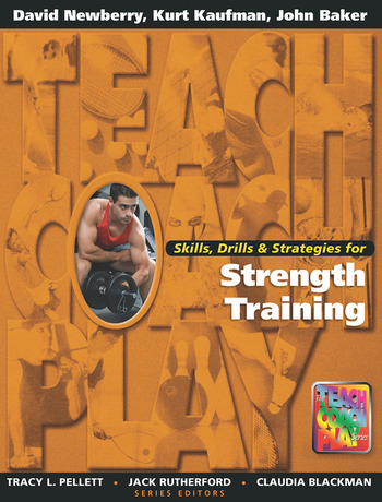 Skills, Drills & Strategies for Strength Training book cover