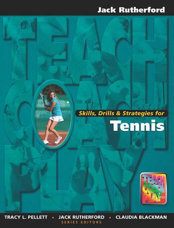 Skills, Drills & Strategies for Tennis book cover