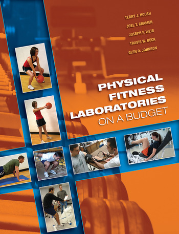 Physical Fitness Laboratories on a Budget book cover