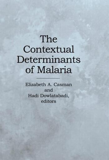 The Contextual Determinants of Malaria book cover