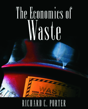 The Economics of Waste book cover