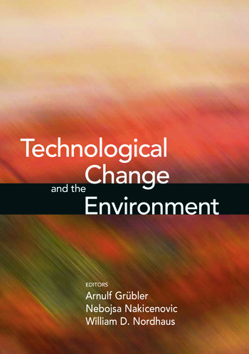 Technological Change and the Environment book cover