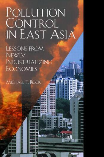 Pollution Control in East Asia Lessons from Newly Industrializing Economies book cover