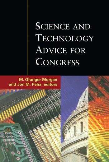 Science and Technology Advice for Congress book cover