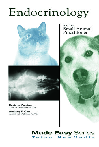 Endocrinology for the Small Animal Practitioner book cover
