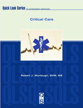 Critical Care book cover