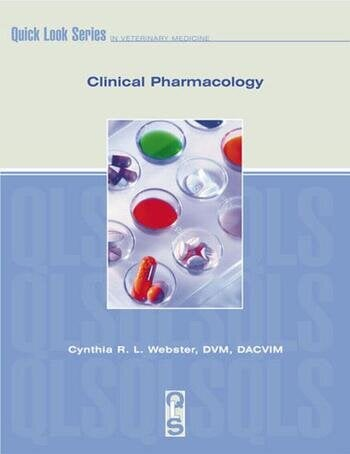 Clinical Pharmacology book cover