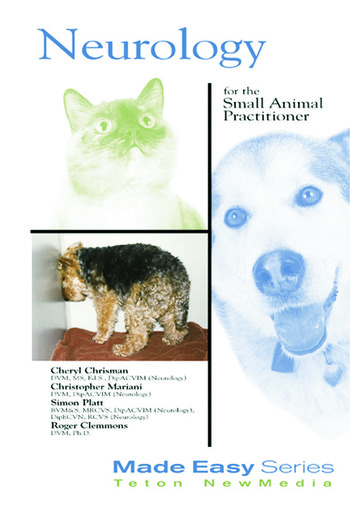 Neurology for the Small Animal Practitioner book cover