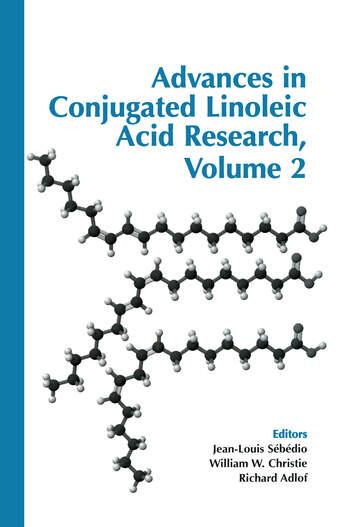 Advances in Conjugated Linoleic Acid Research book cover