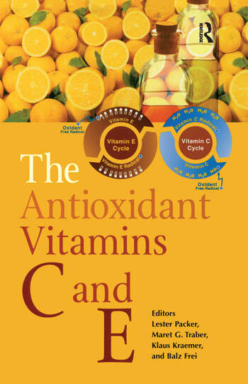 Antioxidants Vitamins C and E for Health book cover