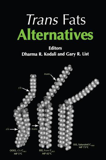 Trans Fat Alternative book cover
