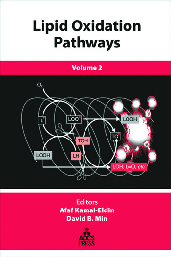 Lipid Oxidation Pathways, Volume Two book cover