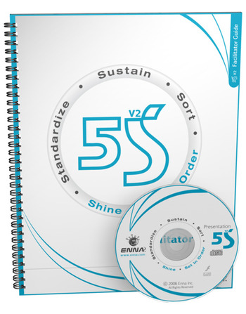5S Version 2 Facilitator Guide book cover