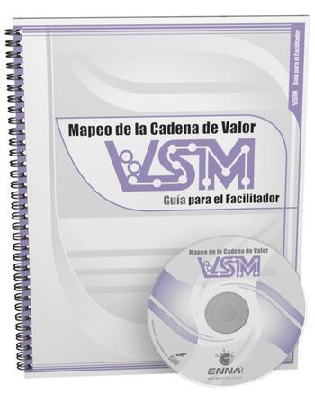 VSM Facilitator Guide (Spanish) book cover